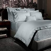 Ralph Lauren Bedford Jacquard Sanibel Blue Euro Pillow Sham retail $215 - $61.37