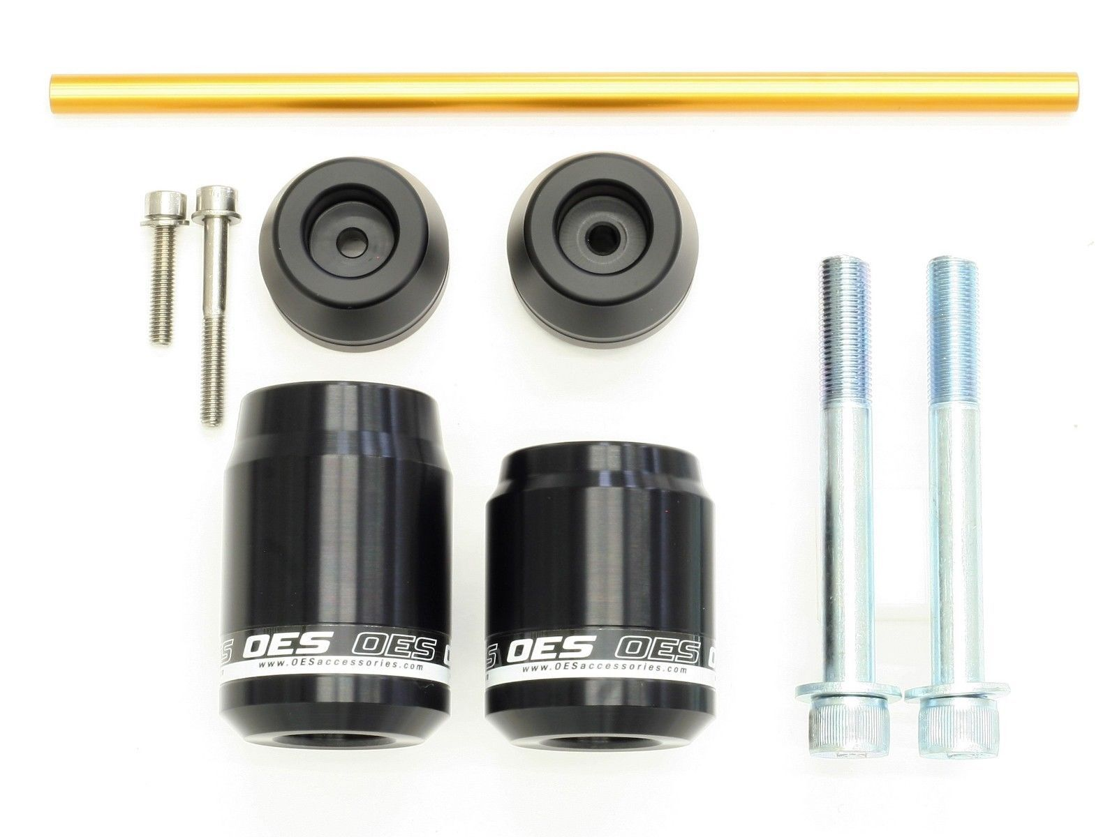 OES Frame Sliders and Fork Sliders 2019 Honda CB1000R No Cut Made In USA