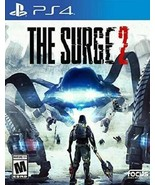 Surge 2 PS4 Great Condition Complete Fast Shipping - $19.93
