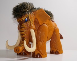 "Mattel 2005 Imaginext Roaring Wooly Mammoth 8"" Elephant Action Figure - $14.84"
