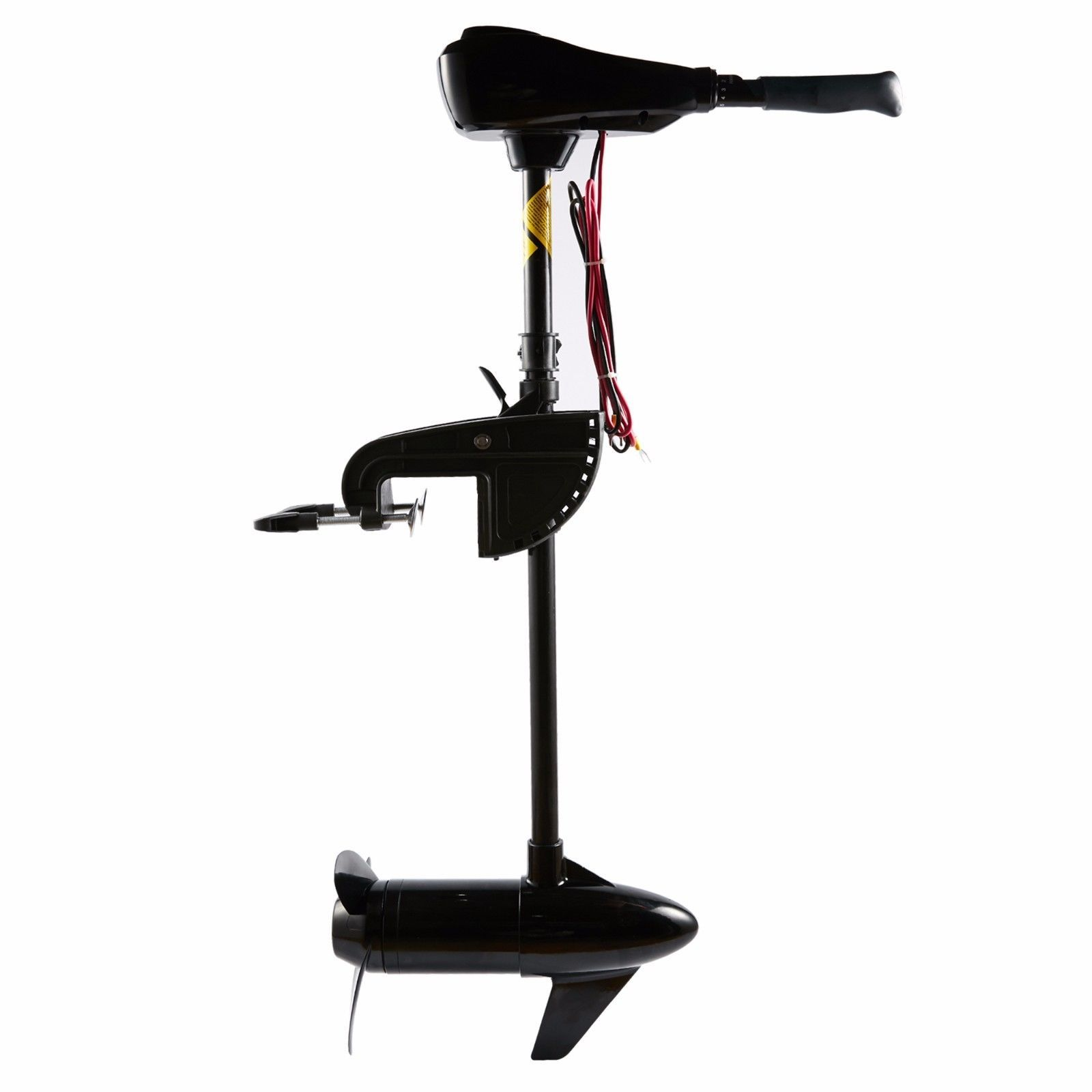 Cloud Mountain 60LBS Thrust Electric Trolling Motor for Fishing Boats