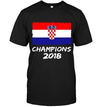 Croatia Champions 2018 Football Jersey Soccer Shirt Croatian - $17.99+