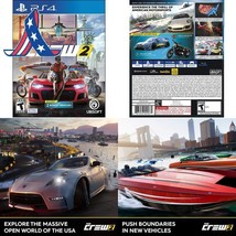 The Crew 2 - Playstation 4 - $68.01