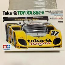 Tamiya 1/24 Sports Car Series No.83 Taka-Q TOYOTA 88C-V Unopened Box New - $60.24