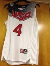 Stephen Curry USA Fiba Jersey image 2