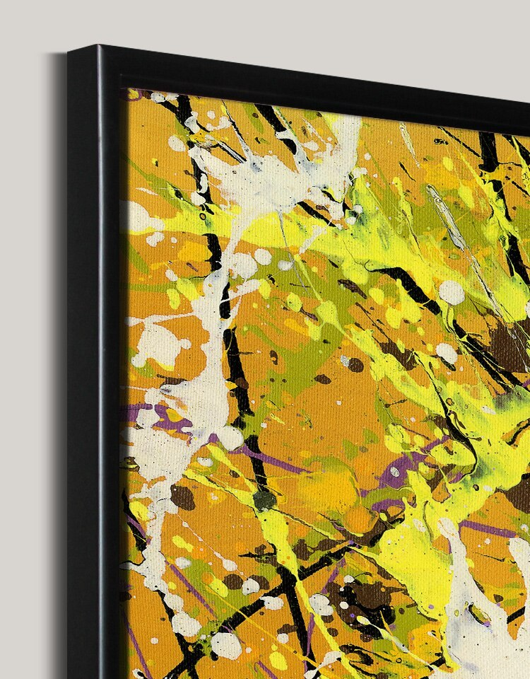 Abstract Hand Painted Minimalist Oil Painting Art  NO.CH-02000