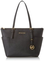 MICHAEL Michael Kors Women's Jet Set Tote (Black) - $213.21