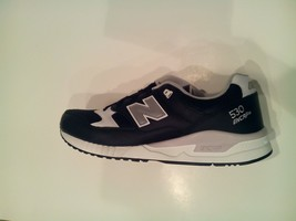 New Balance Men's 530 CLASSICS Running Shoes Black/White M530LGB a Email... - $65.00
