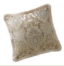 """MARQUIS by WATERFORD """"FAIRFIELD"""" Size: 26 x26"""" NEW Fringed EURO Pillow SHAM - $59.99"""