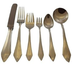 Chatham by Durgin Sterling Silver Flatware Service For 12 Set 72 Pieces - $4,500.00