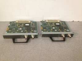 Lot of 2 Cisco 1DS3+ Serial Port Adapter Modules - $30.00