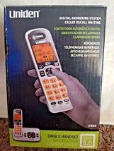 Uniden D1680 1.9 GHz Single Line Cordless Phone image 6