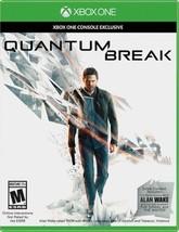 Quantum Break (Microsoft Xbox One, 2016) - $20.23