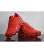 NIKE AIR MAX VaporMax PLUS TN sneakers shoes 36 - 46 red - $99.99