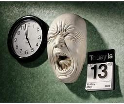 When You've Had Enough Screaming Steven Expressive Face Scream Wall Scul... - $34.60