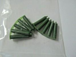 Atlas # 4002011 Oxygen Tanks 10 Pieces 3D Printed Accessories HO Scale image 1