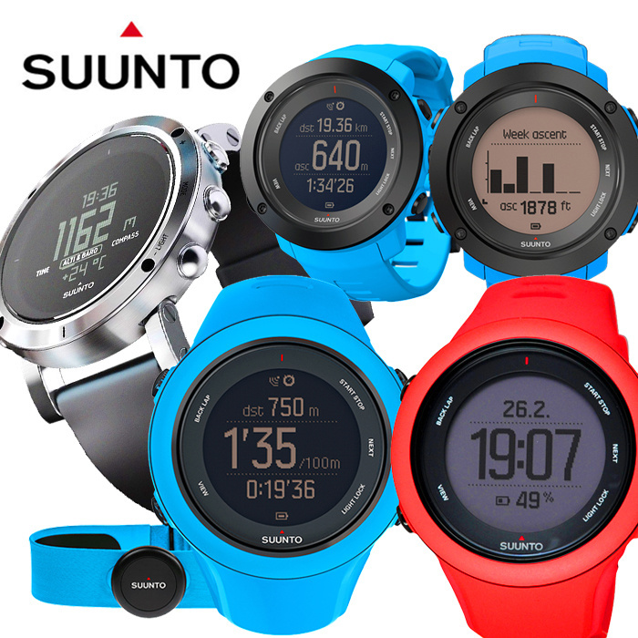 SUUNTO SUUNTO Sport Watches Collection SALE 3rd ١ Woman-Mens Sport Watch / Heart