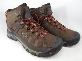 Keen Targhee EXP Mid Top Size 9 M (D) EU 42 Men's WP Trail Hiking Boots 1017718