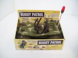 Westminster Military Tumble Buggy Patrol Jeep Flipping Spinning Antenna ... - $20.74
