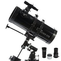 Celestron 127EQ PowerSeeker Telescope - $145.32