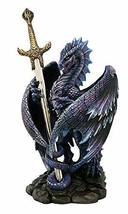 Pacific Giftware Dragonblade Series Nether Blade Dragon Letter Opener 8 ... - €37,07 EUR