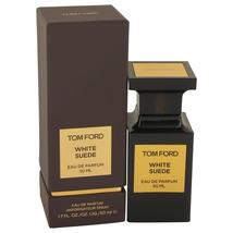 Tom Ford White Suede by Tom Ford Eau De Parfum Spray (unisex) 1.7 oz for Women - $227.25