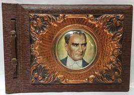 Vintage Mustafa Kemal Atatürk Photo Album 1950s - $138.60