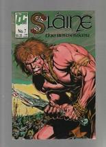 Slaine: The Berzerker #7 - Quality Comics - Time Killer - Combine Shipping. - $8.33