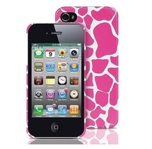 Merkury Innovations iPhone 4/4S Giraffe Hard Cell Phone Case - $7.91