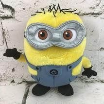 Despicable Me Minion Mayhem Plush Universal Studios Souvenir Stuffed Animal Toy  - $11.88