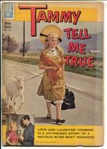 Tammy Tell Me True-Four Color Comics-#1233 1961-Dell-Sandra Dee-G - $25.22