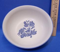 Pfaltzgraff Yorktowne Cereal Soup Bowl Blue Flo... - $10.39
