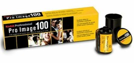 5 Rolls Kodak Pro Image 100 Professional Color Negative Film 35mm FRESH DATING - $32.18