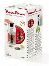 Moulinex Masterchop XL - Mincer With 4 Blades, System Of Security, 500 W - $118.11