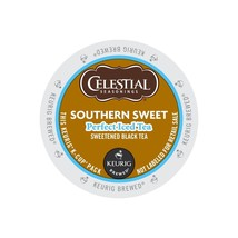 Celestial Seasonings Southern Sweet Perfect Iced Tea, 44 K-cups FREE SHIPPING !! - $38.99