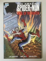 Amazing Spider-Man Soul of the Hunter (1992) #1 Signed by Mike Zeck NM N... - $15.84