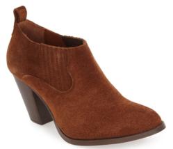 Frye Ilana Slip-On Bootie Size 6.5 Cashew ✨RT $278 - $133.44