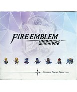 NEW! Fire Emblem Warriors Soundtrack Original Sound CD Limited Edition 2017 - $19.79