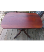 MId Century Mahogany Duncan Phyfe Coffee Table - $349.00