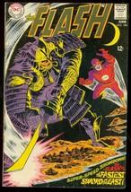 The Flash #180 1968-DC COMICS-WILD Samuai Cover Fn - $31.53
