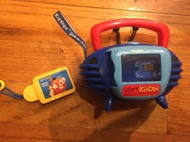 Disney Tunes Kid Clips Player and The Lion King-Hakuna Matata Cartridge ... - $18.65