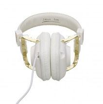 WeSC Premium White Los Angeles Maraca Headphones Jason Lee B405731001 LA NIB image 5