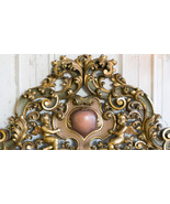 Antique Chic Queen Size Cherubs/Angels Headboard French Baroque 64''W x ... - $4,000.00