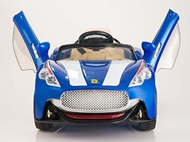 Maserati Sport Style 12v Kids Ride on Car, Powered Wheels, Battery with ... - $329.98