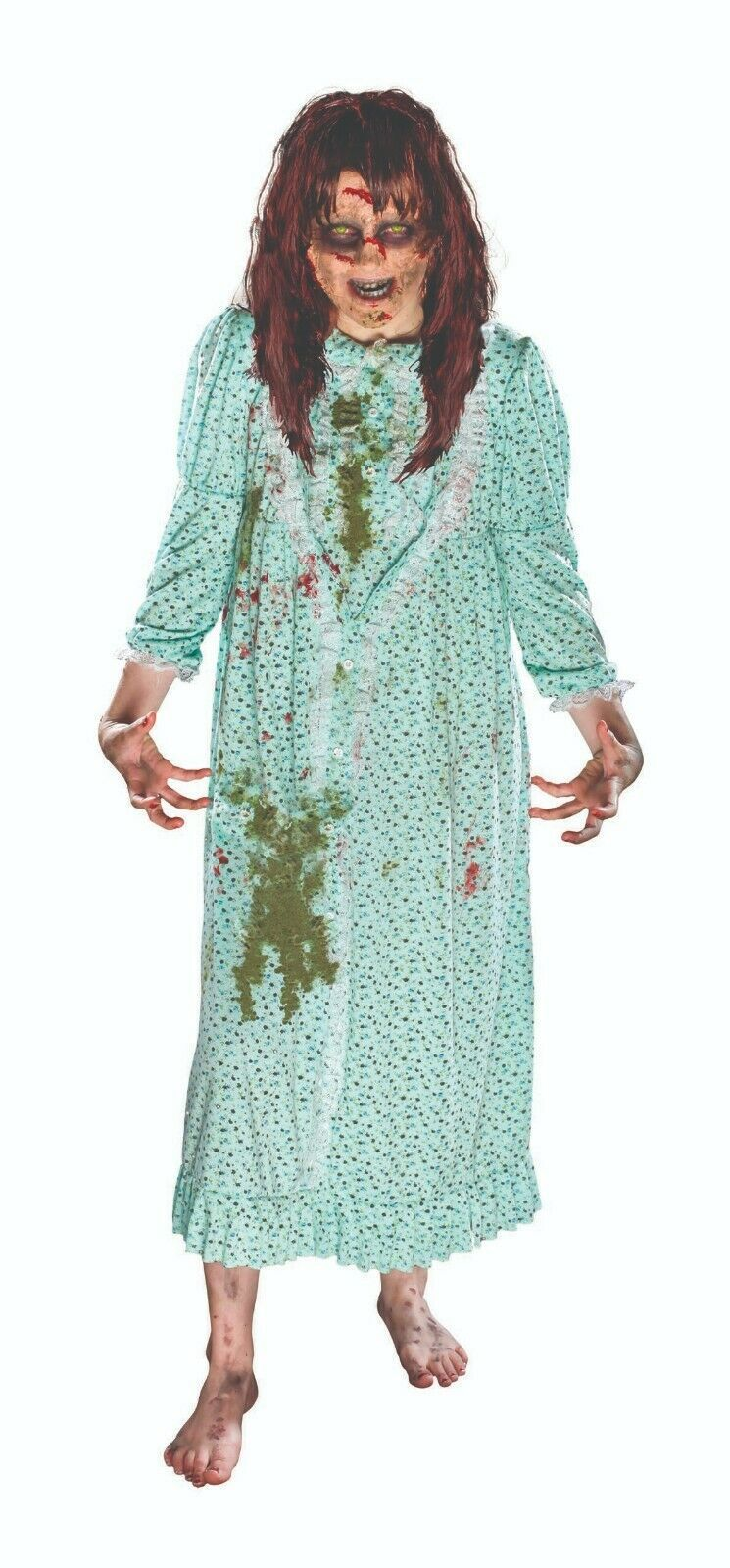 Morbid Enterprises The Exorcist Regan Demonic Adult Halloween Costume M36844