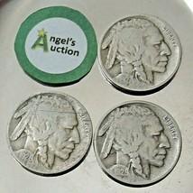 Buffalo Nickel 1927, 1928 and 1929 AA20BN-CN6078 image 2