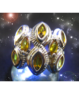HAUNTED RING MYSTIC QUEEN'S LOST CITIES OF GOLD HIGHEST LIGHT COLLECTION... - $12,137.77