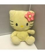 Build A Bear Smallfrys Hello Kitty Sunny Yellow Plush Stuffed Animal 7″ - $39.99