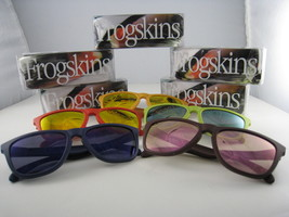 Oakley FROGSKINS Limited Edition Summit Collection Complete set of all Colors - $490.00