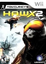 Tom Clancy's H.A.W.X 2 (Nintendo Wii, 2010) - $5.46